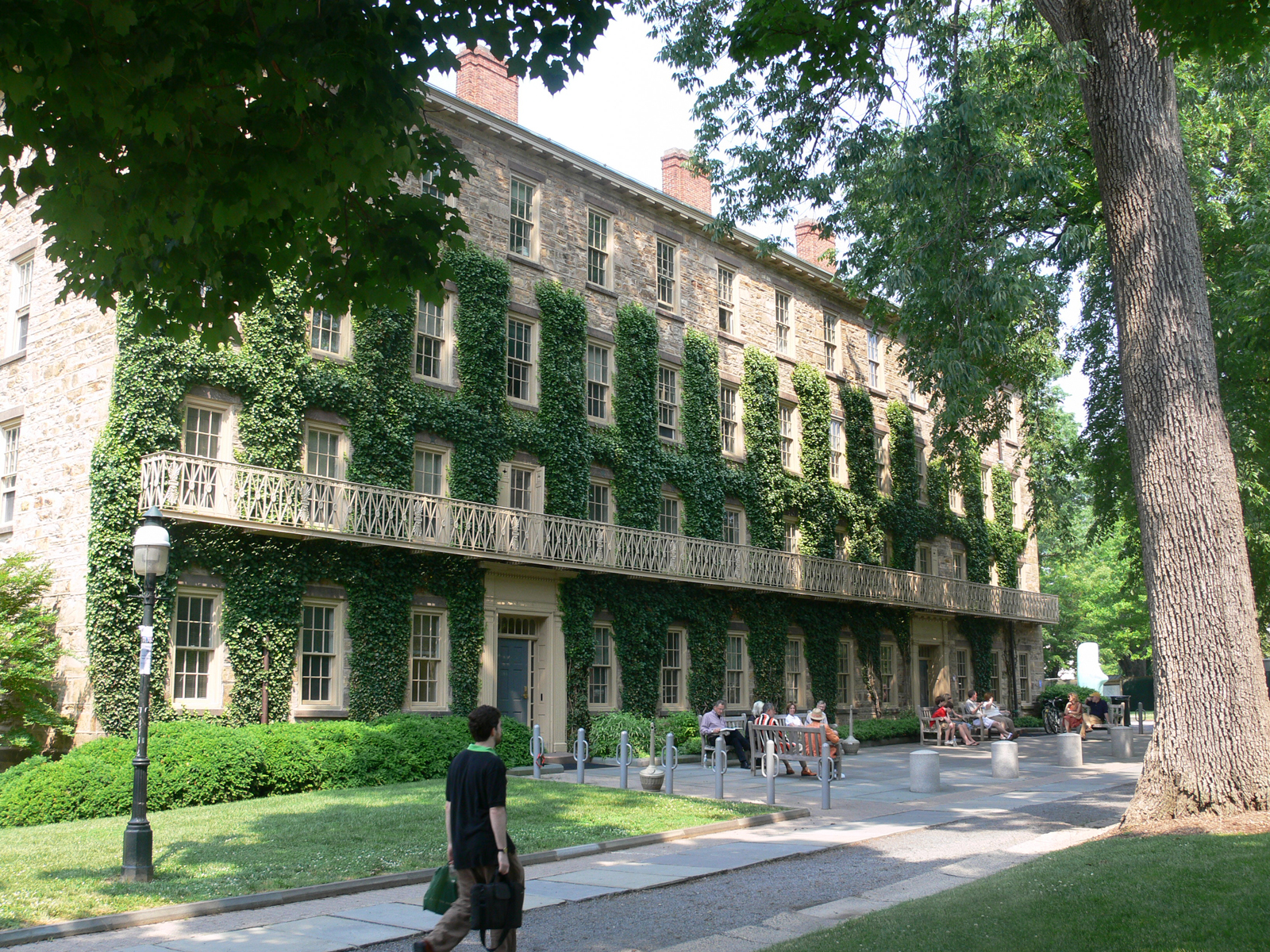 West_College_Princeton
